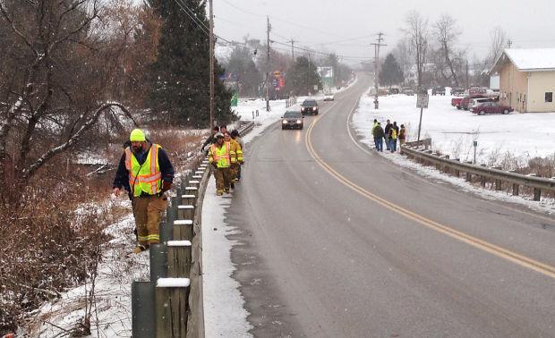 Police in Granville, western Vermont seek missing man