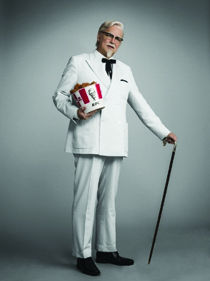 <p></p><p>Special</p><p><strong>KFC's new colonel:</strong> Kentucky Fried Chicken(TM) continues to weave Colonel Sanders into the fabric of American pop culture with its latest advertising spots featuring Norm Macdonald as its iconic, ribbon-tied founder.</p>