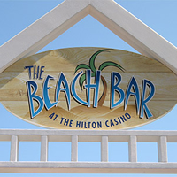 HILTON BEACH BAR