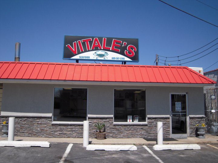 Vitales Fish Market