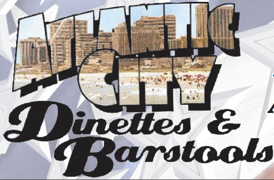 Atlantic City Barstool