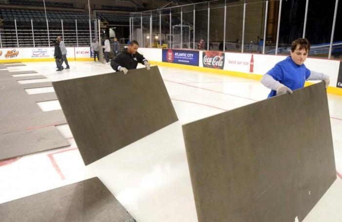 boardwalk hall ice
