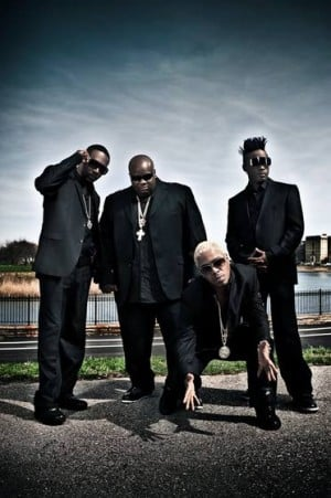 Brothers In Song: A re-formed Dru Hill keeps its music, and relationships, tight
