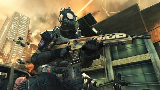 Choices let latest 'Call of Duty' shine