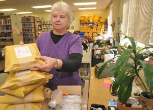 Library's Mays Landing branch serves clients with Books by Mail