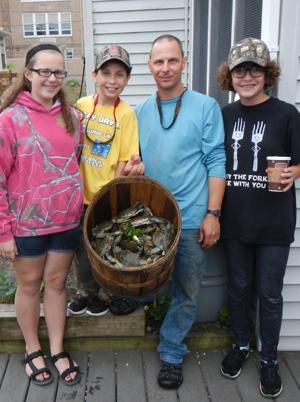 Somers Point's annual Assault on Patcong Creek Crabbing Tournament
