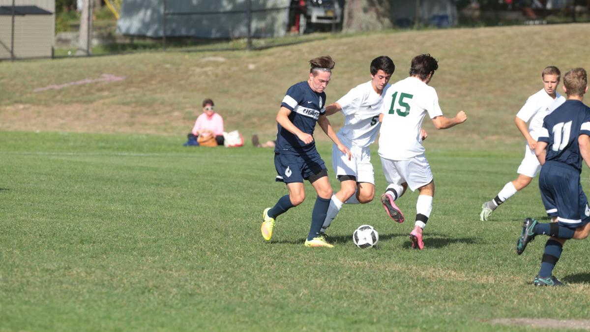St. Augustine vs. Mainland boys soccer