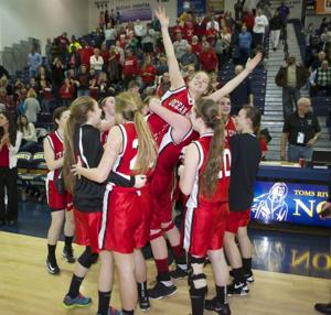 Ocean City girls win state Group III basketball title