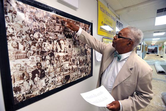 Museum teaches history  of African Americans