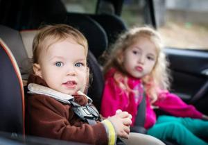 Tips to prevent your children from getting car sick