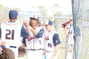 Vineland vs Millville Baseball