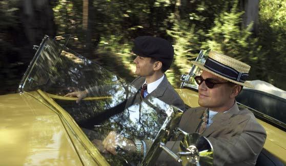 Film: Leo and Tobey, finally together in 'The Great Gatsby'