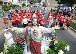 Our Lady of Mount Carmel Procession