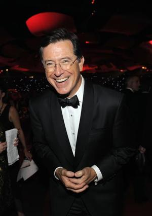 Colbert's exit creating gap at Comedy Central