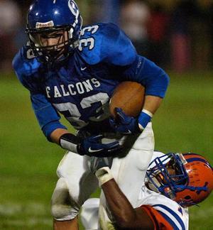 Oakcrest flying high on football team's revival