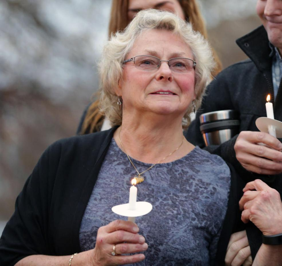 Mark Himebaugh disappearance 25th anniversary Vigil