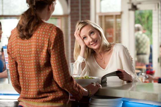 Anne Heche returns to TV with new comedy 'Save Me'