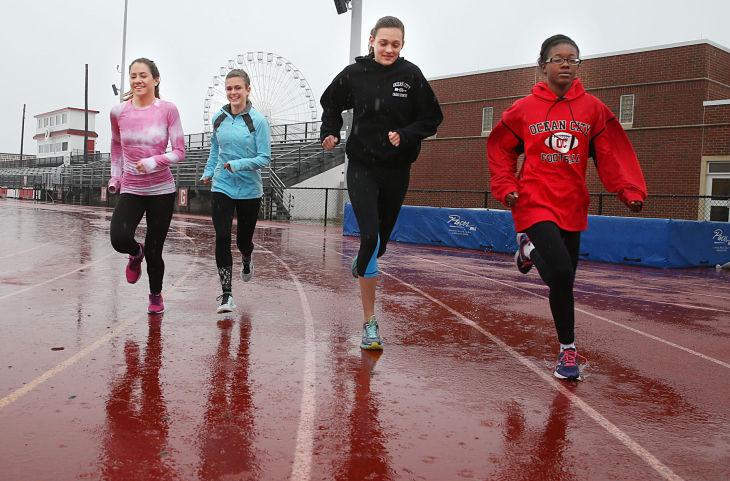 OC girls track