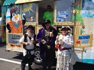 Sea Isle couple's business opportunity takes them all over Cape May County