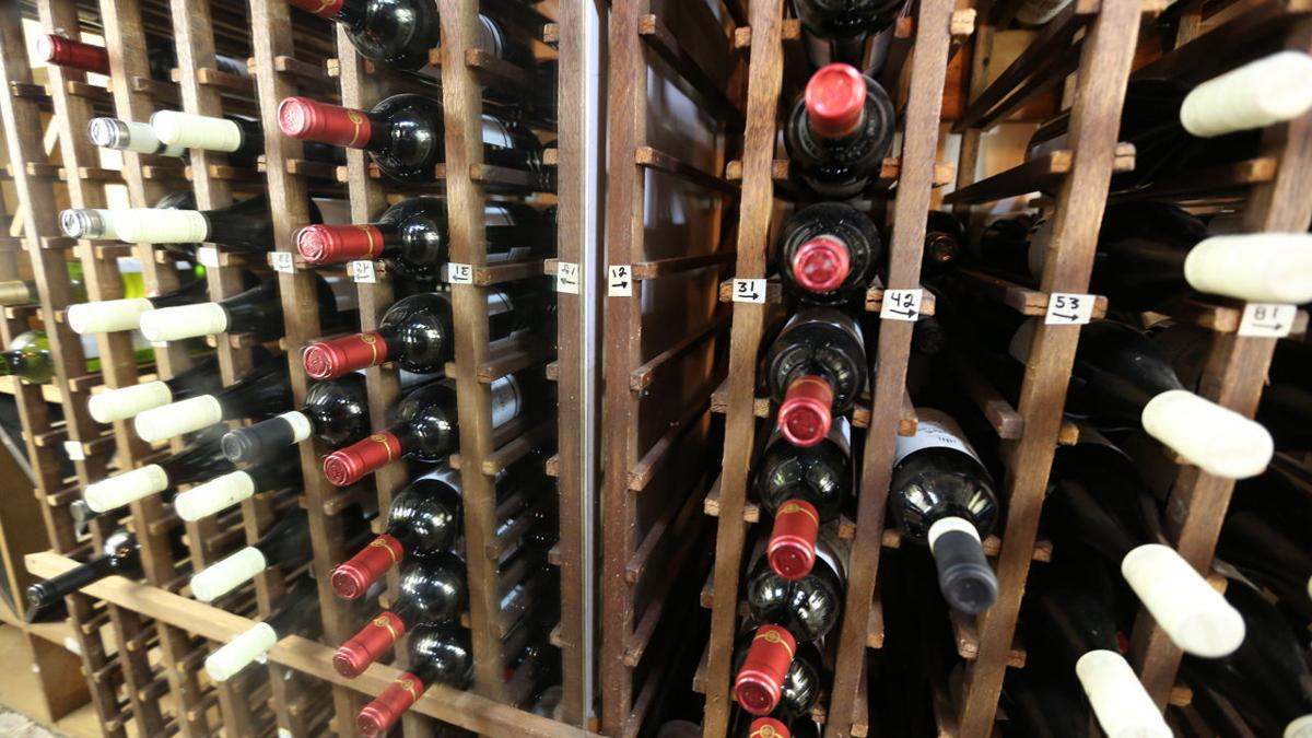 Take your wine experience up a notch at The Wine Bar at the Washington Inn