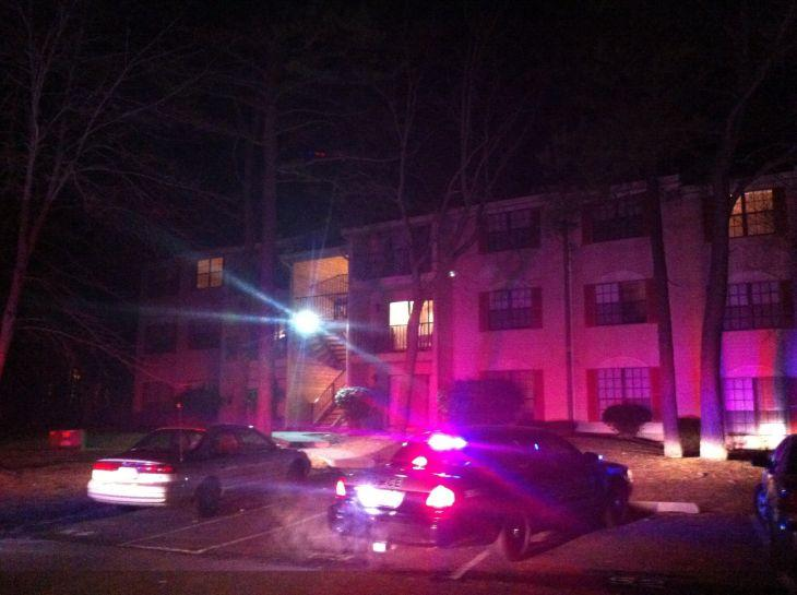 Police respond to shooting incident in Galloway Township
