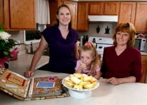 Legacy recipes: Egg Harbor Township woman's family cook book features generations of handwritten recipes