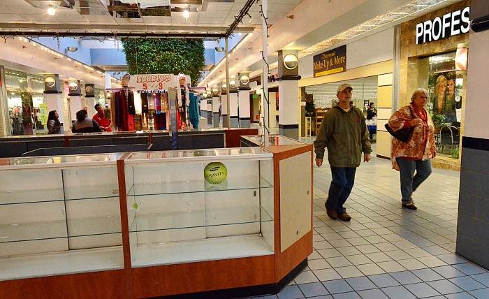SHORE MALL CLOSINGS