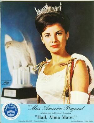 Miss America Through The Years: 1963 Miss America program