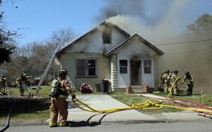 House Fire Whitesboro