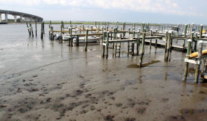 Ocean City back-bay dredging problems