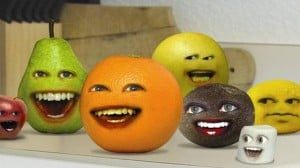 'Annoying Orange' comes to TV