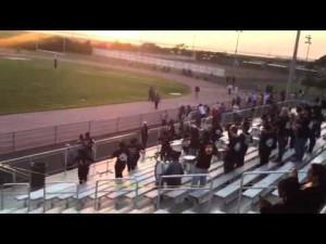 Atlantic City High School band performs