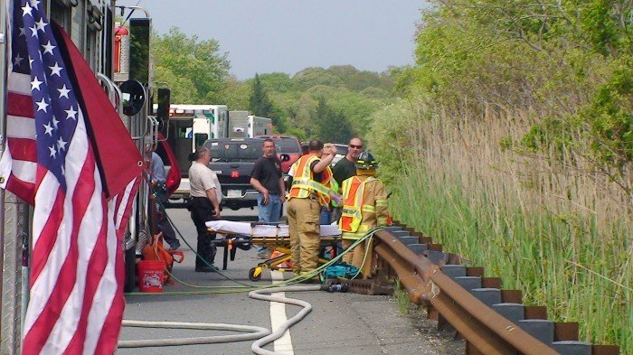 Egg Harbor Township Woman Dies In Garden State Parkway Accident In Upper Township Upper