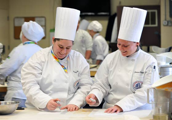 Serving up scholarshipsAnnual restaurant gala helps students pay for culinary education