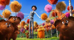 3-D Colors Steal the ShowTo the movies to see 'The Lorax,' you simply must go