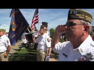 Memorial Day Ceremonies Cape