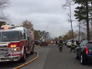 Hamilton Township fire