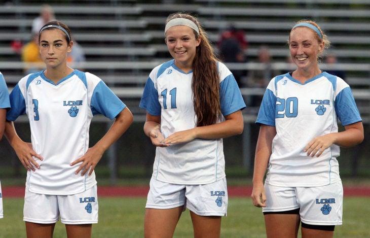 LCM girls soccer