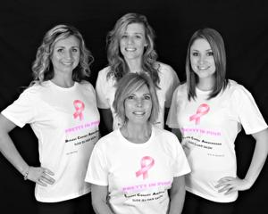 Susie Q's Hair Salon set to host Pretty in Pink Party fundraiser