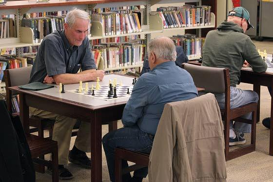Ventnor chess club is for more than youth players
