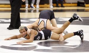 EHT vs Kingsway: S.J. Group V wrestling semis