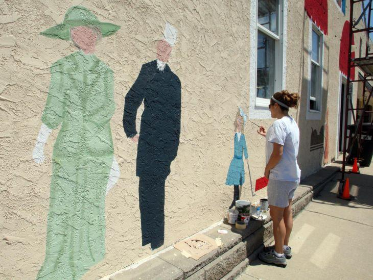 Absecon Main Street story
