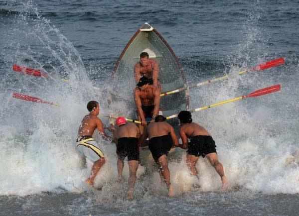 Lifeguard races