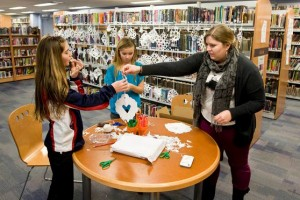 Ocean City students take part in project to create Snowflakes for Sandy Hook
