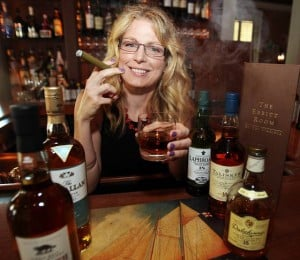 Scotch and cigars on the menu at Cape May event