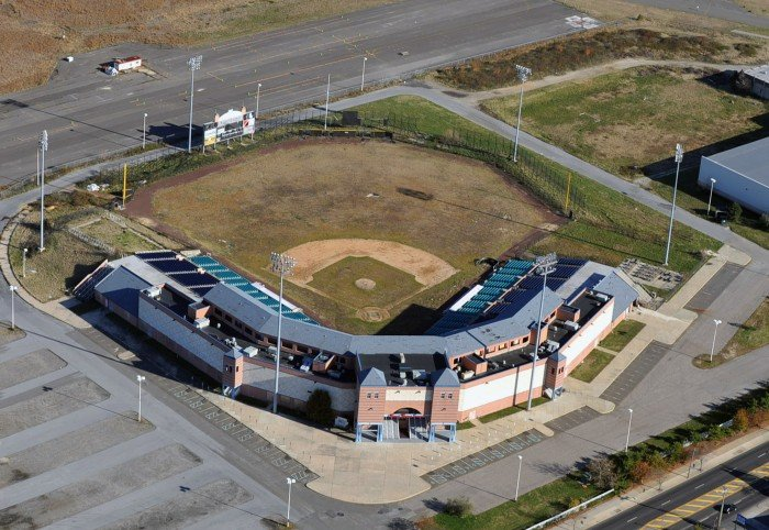 Bader Field and stadium aerial5113050.jpg