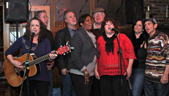 Open mic Fridays help to warm up winters at Cape May's Pilot House