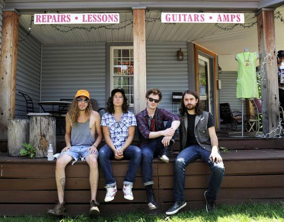 Music: Nashville's rock scene moves out of the shadows