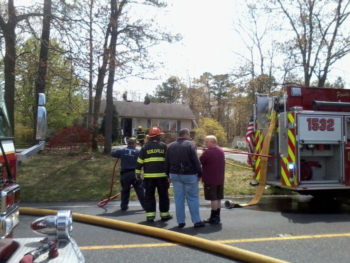 ZION ROAD HOUSE FIRE