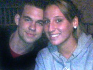 Richard Michael Long Jr.: Richard Michael Long Jr., 22, and girlfriend Christina Fontane are shown in an undated family photo. - Vernon Ogrodnek